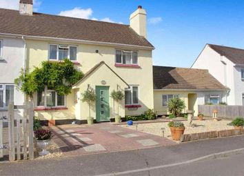 Thumbnail 4 bed semi-detached house for sale in Field Close, Braunton