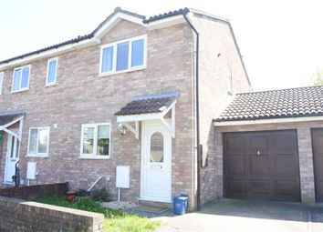 Thumbnail 2 bedroom end terrace house for sale in Quarry Rise, Undy, Monmouthshire