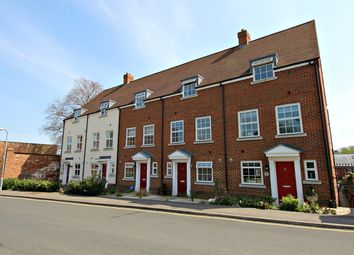 Thumbnail 3 bed town house for sale in Kitchen Garden Court, Hitchin