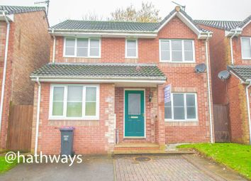 Thumbnail Detached house for sale in The Moorings, Pontymoile, Pontypool