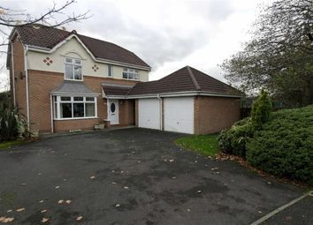 Thumbnail 4 bed detached house for sale in Shirewell Road, Orrell