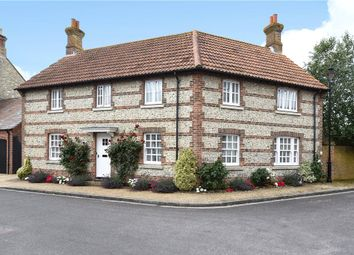Thumbnail 4 bed detached house for sale in Pendruffle Lane, Poundbury, Dorchester