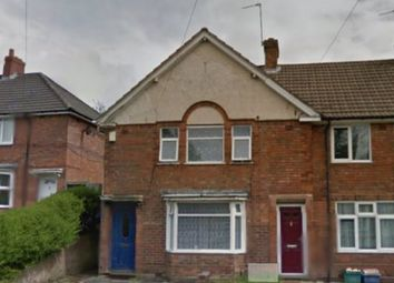 Thumbnail 3 bed property to rent in Wandsworth Road, Kingstanding, Birmingham