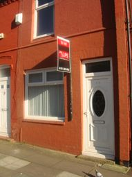 Thumbnail 2 bed terraced house to rent in Goswell Street, Liverpool