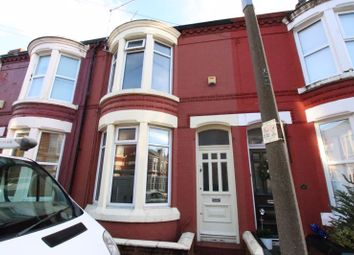 Thumbnail 3 bed terraced house for sale in Blythswood Street, Aigburth, Liverpool