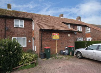 Thumbnail 3 bedroom terraced house to rent in Booth Road, Bewbush, Crawley