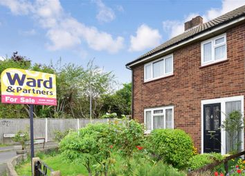 Thumbnail 3 bed semi-detached house for sale in Tensing Avenue, Northfleet, Gravesend, Kent
