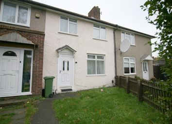 Thumbnail 3 bed terraced house to rent in Charlecote Road, Dagenham