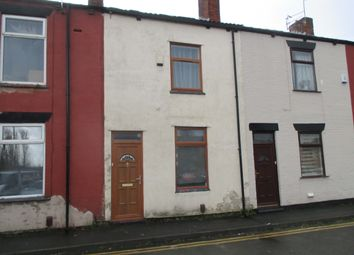 Thumbnail 3 bed terraced house to rent in Robinson Street, Tyldesley, Greater Manchester