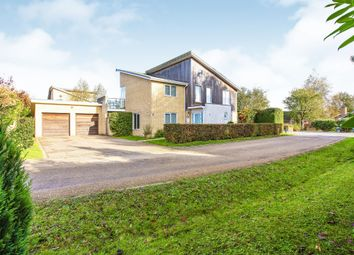 Thumbnail 4 bedroom detached house for sale in The Willows, Highfields Caldecote, Cambridge