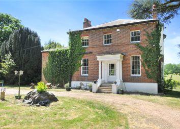 Thumbnail 5 bed detached house for sale in Datchet Road, Horton, Slough, Berkshire