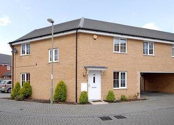Thumbnail 3 bed semi-detached house for sale in Briar Furlong, Ambrosden