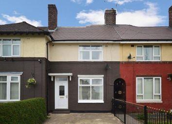 Thumbnail 2 bedroom terraced house for sale in Barrie Road, Parson Cross, Sheffield