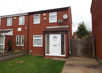 Thumbnail 3 bed semi-detached house for sale in Swallow Close, Luton, Bedfordshire, England