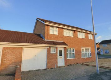 Thumbnail 3 bedroom semi-detached house for sale in Marindin Drive, Worle, Weston-Super-Mare