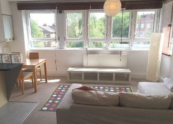 Thumbnail 1 bed flat to rent in King Henrys Road, London