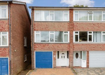 Thumbnail 4 bed town house for sale in Stirling Close, Banstead