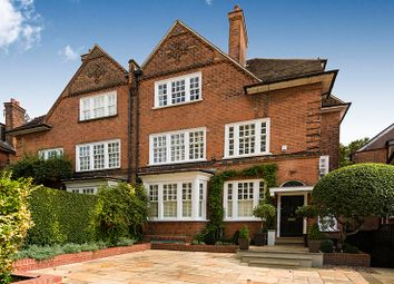6 bed semi-detached house for sale in Hollycroft Avenue, Hampstead, London NW3