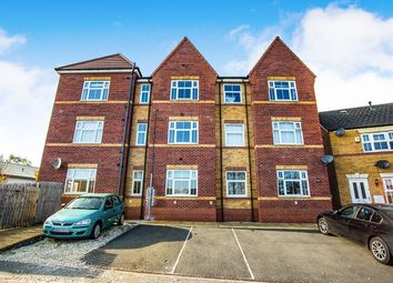 Thumbnail 2 bed flat for sale in Stonegate Mews, Balby, Doncaster
