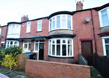 Thumbnail 3 bed terraced house for sale in Gorman Road, Middlesbrough