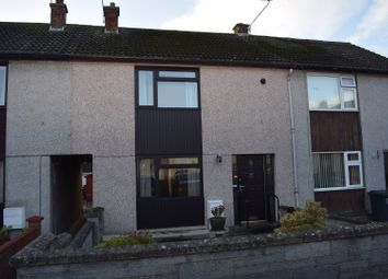 Thumbnail 2 bed terraced house for sale in 9 Dinmont Avenue, Lochside, 0EE, Dumfries