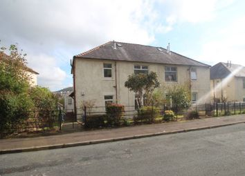 Thumbnail 2 bed flat for sale in 16, Gael Street, Fancy Farm, Greenock PA167Jj