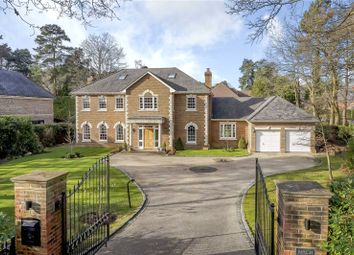 Thumbnail 5 bed detached house for sale in St. Mary's Road, Ascot, Berkshire