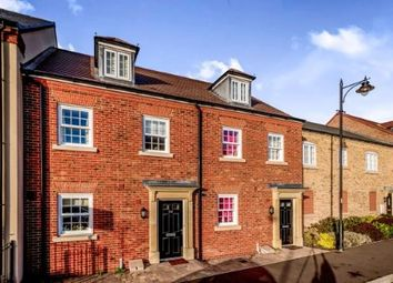 Thumbnail 3 bed terraced house for sale in Greenkeepers Road, Great Denham, Bedford, Bedfordshire