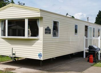 Thumbnail 3 bed mobile/park home for sale in Weymouth Bay Holiday Park, Weymouth