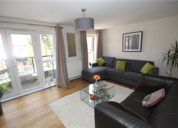 Thumbnail 4 bed semi-detached house for sale in Hawker Drive, Addlestone, Surrey