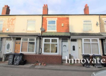 Thumbnail 3 bed terraced house for sale in Markby Road, Hockley, Birmingham