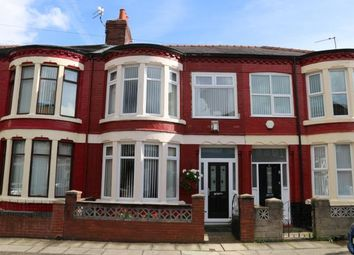 Thumbnail 3 bed terraced house for sale in Classic Road, Liverpool, Merseyside