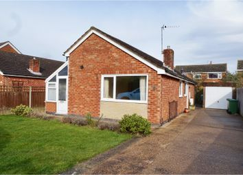 Thumbnail 3 bed detached bungalow for sale in St. Peters Avenue, Lincoln