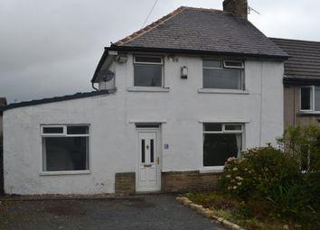 Thumbnail 4 bed end terrace house for sale in Ogden Lane, Denholme, Bradford