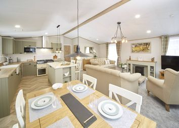 Thumbnail 2 bed lodge for sale in Lower Bentham, Lancaster