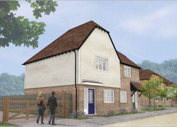 Thumbnail 2 bed semi-detached house for sale in Roman Road, Saxon Heights, Ashford, Aldington