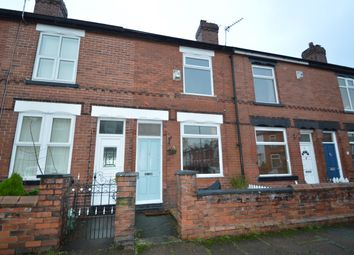 Thumbnail 2 bed terraced house to rent in Cromwell Road, Prestwich, Manchester