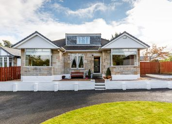 Thumbnail 5 bed detached bungalow for sale in 17 Rysland Avenue, Newton Mearns