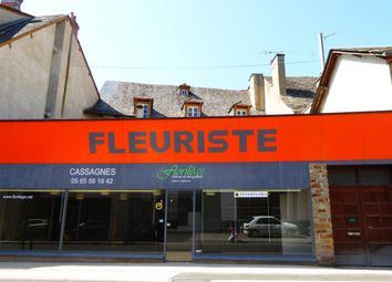 Thumbnail Commercial property for sale in Midi-Pyrénées, Aveyron, Cassagnes Begonhes