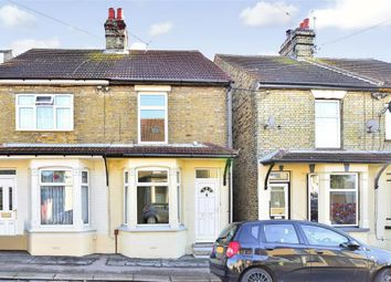 Thumbnail 3 bed semi-detached house for sale in Hythe Road, Milton Regis, Sittingbourne, Kent