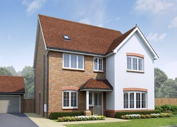 Thumbnail 5 bedroom detached house for sale in The Penarth, Plot 30, Holmes Chapel Road, Congleton, Cheshire