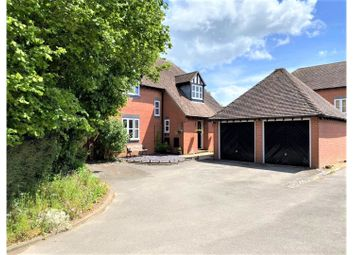 4 bed detached house for sale in Newbury Road, Kingsclere, Newbury RG20