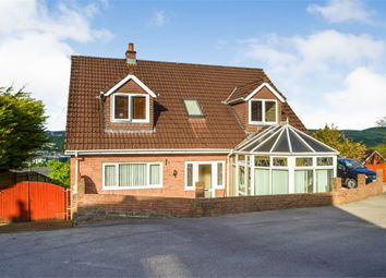 Thumbnail 4 bed detached house for sale in Cwm Glo Road, Merthyr Tydfil, Mid Glamorgan