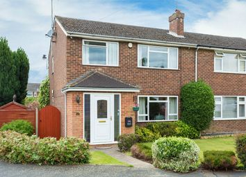 Thumbnail 3 bed semi-detached house for sale in Hill Farm Road, Chalfont St Peter, Buckinghamshire