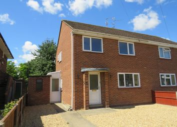 Thumbnail 3 bed semi-detached house to rent in Clay Lake, Spalding