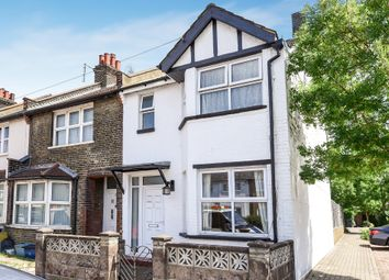 Thumbnail 3 bed end terrace house for sale in Bute Road, Croydon