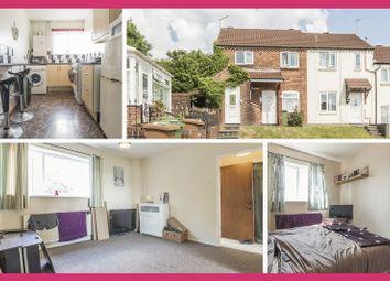 Thumbnail 1 bed flat for sale in Twmbarlwm Close, Risca, Newport