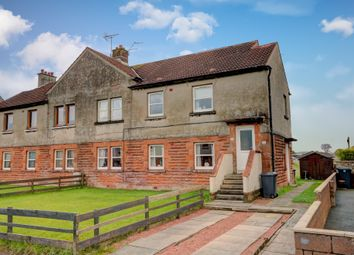 Thumbnail 3 bed flat for sale in Lincluden Road, Dumfries