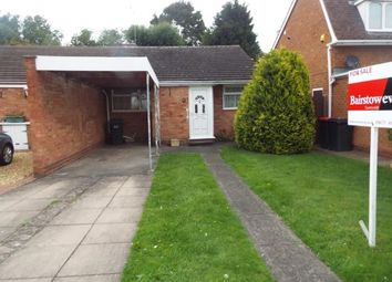 Thumbnail 2 bedroom bungalow for sale in Old Mill Road, Coleshill, Birmingham, Warwickshire