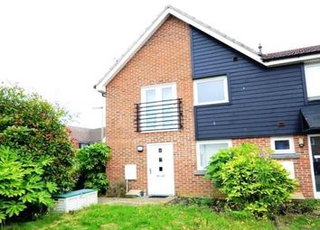 Thumbnail 1 bed end terrace house for sale in Hewitt Road, Basingstoke, Hampshire
